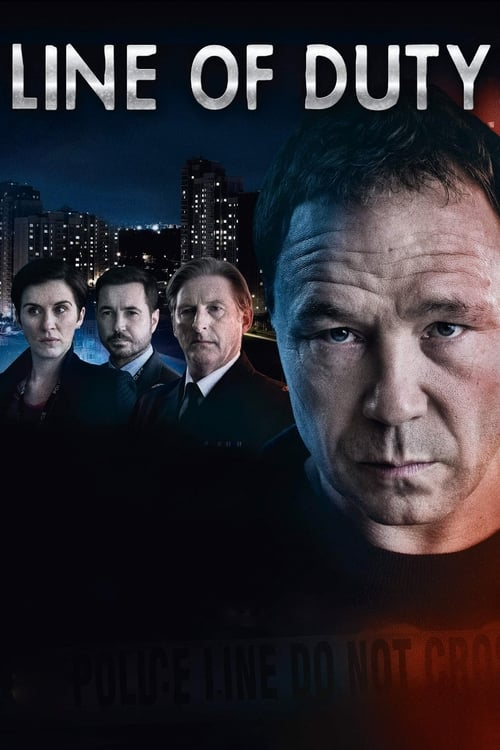 Poster von Line of Duty