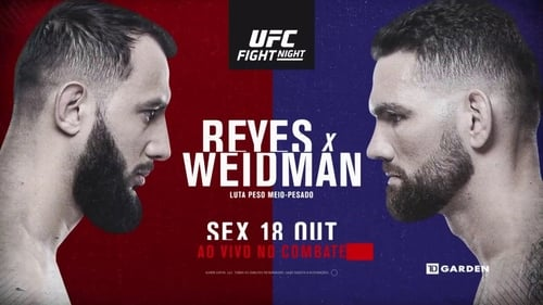 UFC on ESPN 6: Reyes vs. Weidman