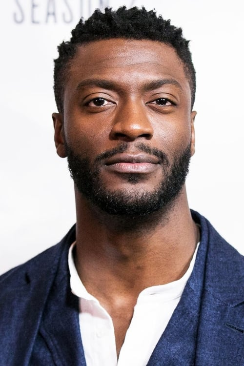 Largescale poster for Aldis Hodge