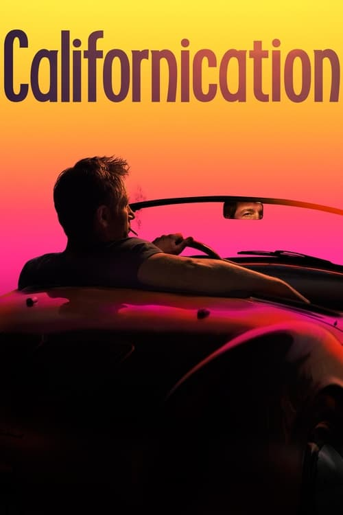 The poster of Californication