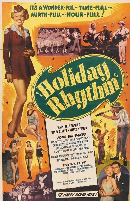 Ver Holiday Rhythm Gratis En Español