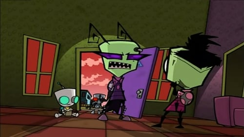 Invader Zim: Season 1 – Episode TAK: The Hideous New Girl