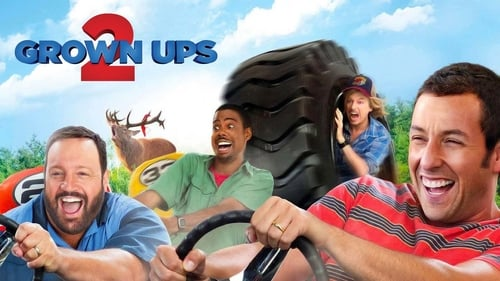 Grown Ups 2 (2013) Subtitle Indonesia
