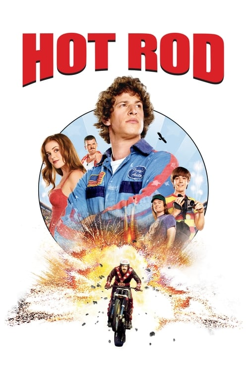 Hot Rod - Poster