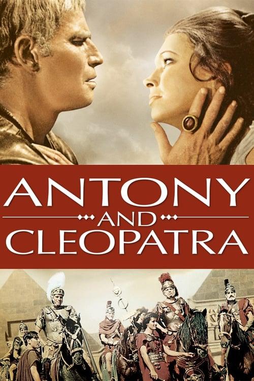 Película Marco Antonio y Cleopatra Doblada En Español