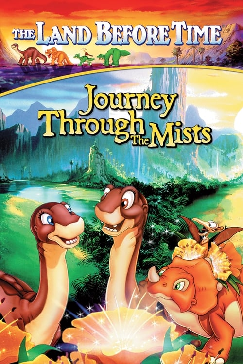 Largescale poster for The Land Before Time IV: Journey Through the Mists