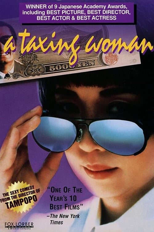 A Taxing Woman (1987) Poster