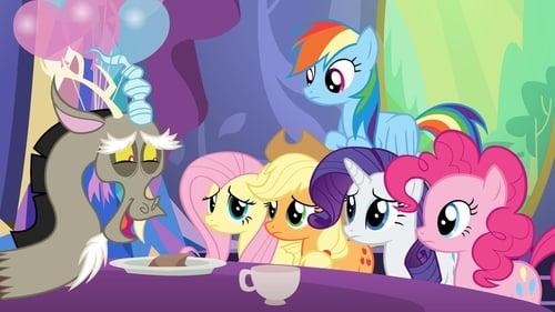 My Little Pony: Friendship Is Magic: Season 7 – Episod Celestial Advice