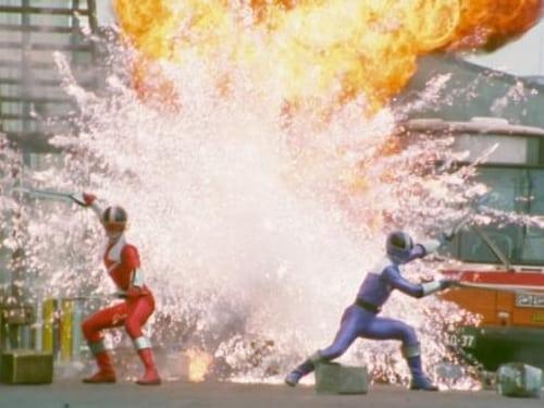 Power Rangers 2001 Full Tv Series: Time Force – Episode Full Exposure