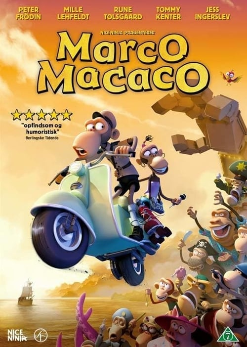 Visualiser Marco Macaco et l'Île aux Pirates (2012) streaming fr