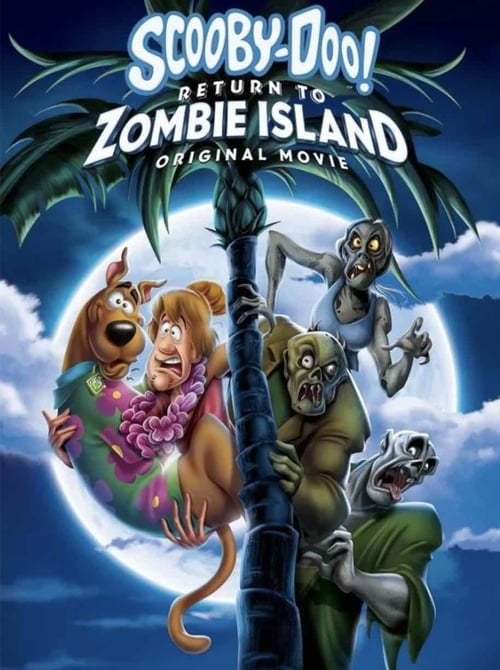 Wherefore Scooby Doo! Return to Zombie Island