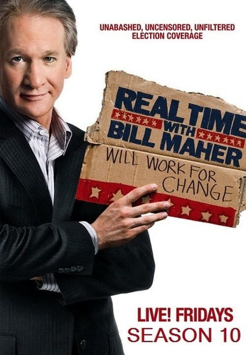 Real Time with Bill Maher: Season 10