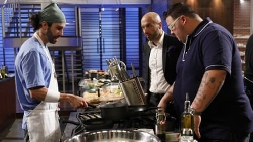 MasterChef: Season 2 – Episode Top 15 Compete
