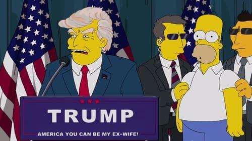 The Simpsons - Season 0: Specials - Episode 57: Trumptastic Voyage