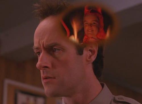 Twin Peaks - Season 2 - Episode 12: The Black Widow