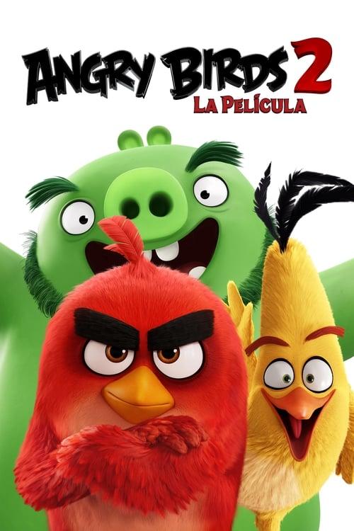 Mira Angry Birds 2: La Película Gratis En Línea