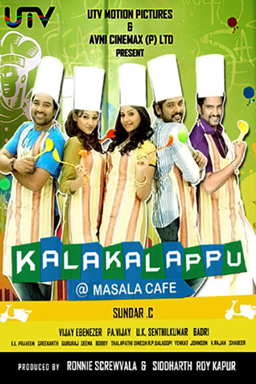 Watch Kalakalappu online
