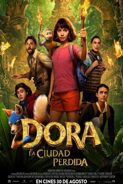 Ver Dora y la ciudad perdida (2019) Online