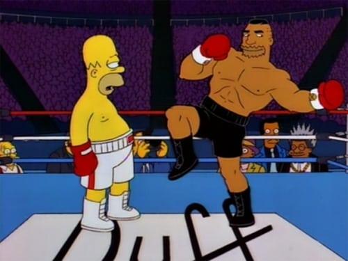 Homer, Saco de Pancadas