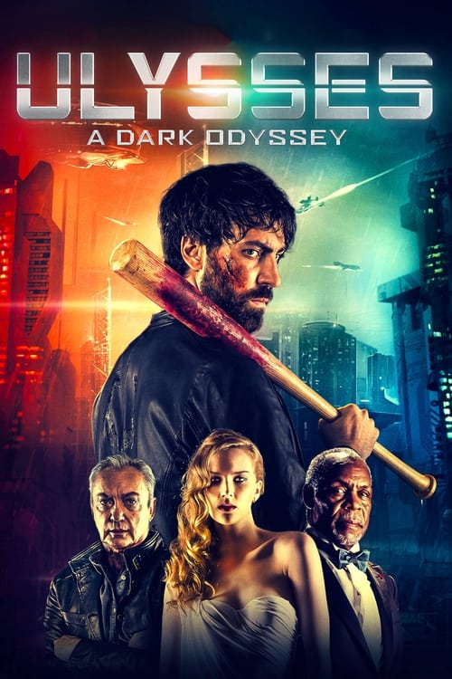 Ulysses: A Dark Odyssey (2018) Poster
