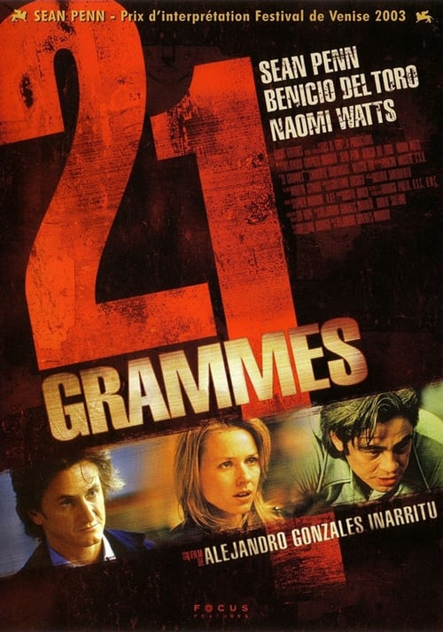 Regarder 21 grammes (2003) Streaming HD FR