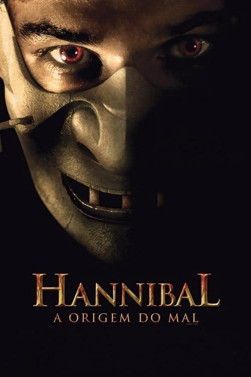 Assistir Hannibal A Origem do Mal - HD 720p Dublado Online Grátis HD
