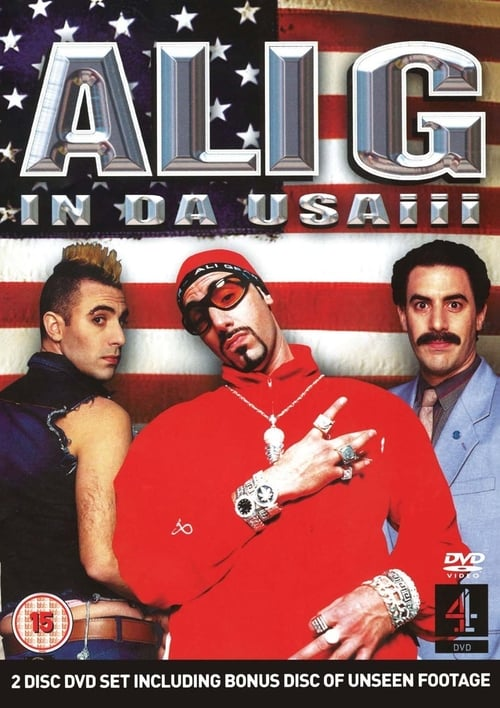 Watch Ali G - In da USAiii En Español