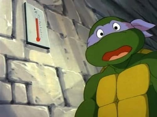 Teenage Mutant Ninja Turtles: Season 6 – Episod Too Hot to Handle