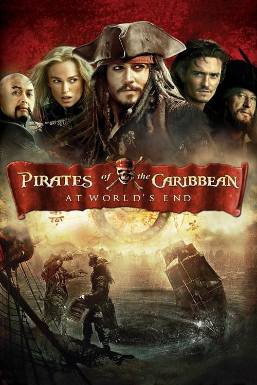 Pirates of the Caribbean: Vid världens ände