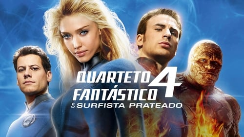 Fantastic Four: Rise of the Silver Surfer - Discover the secret of the Surfer. - Azwaad Movie Database