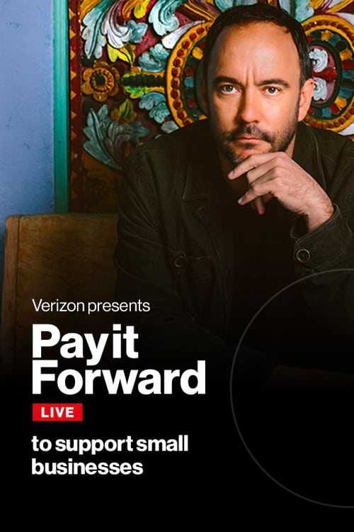 Dave Matthews: Verizon Pay It Forward Live