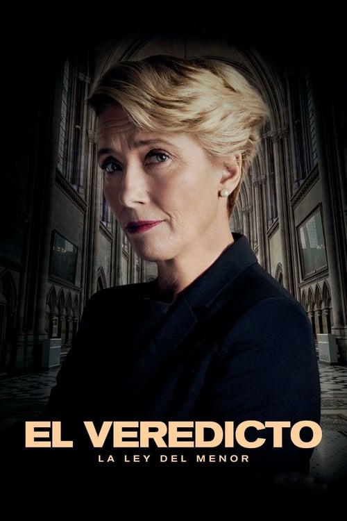 Película El Veredicto. La ley del menor Doblada En Español