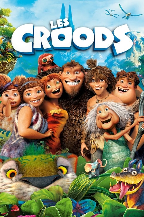 [VF] Les Croods (2013) streaming fr