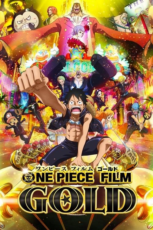 One Piece Filme 13: Gold