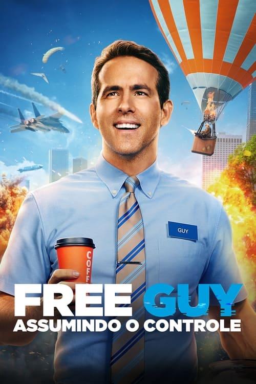 Assistir Free Guy: Assumindo o Controle - HD 1080p Dublado Online Grátis HD