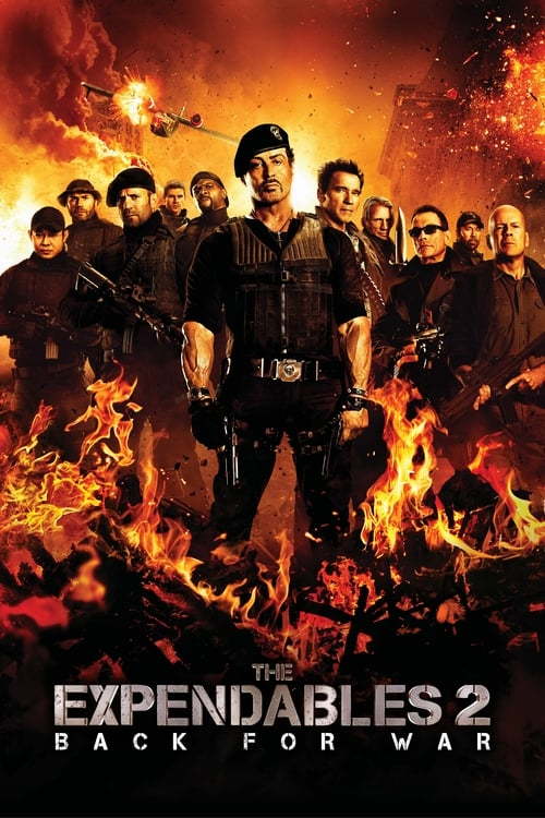 Watch The Expendables 2 (2012) Movie Free Online