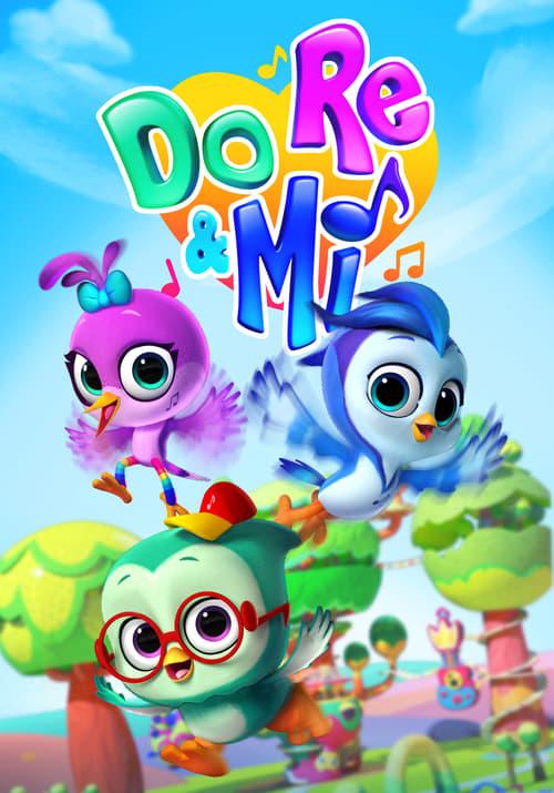 Poster von Do, Re & Mi
