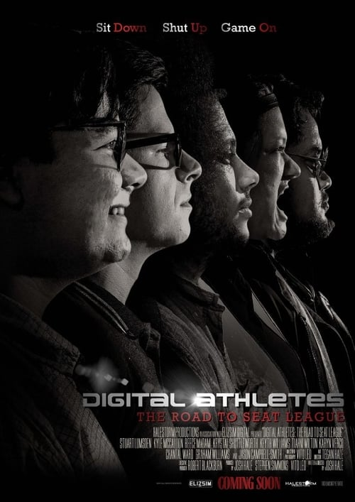 Download Digital Athletes: The Road to Seat League MOJOboxoffice