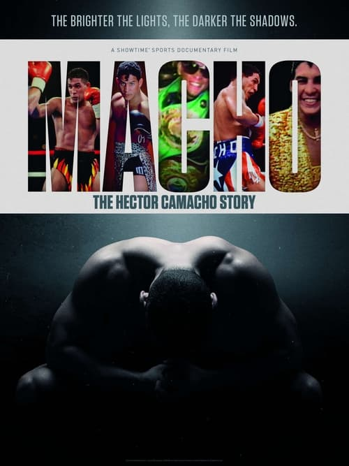 Macho: The Hector Camacho Story (2020) Poster