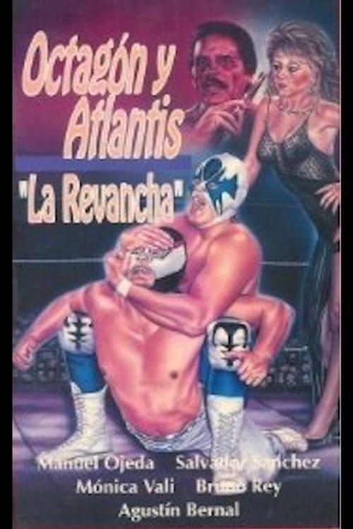 Largescale poster for Octagon y Atlantis, la revancha
