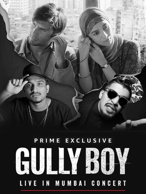 Gully Boy: Live In Concert Movie Poster