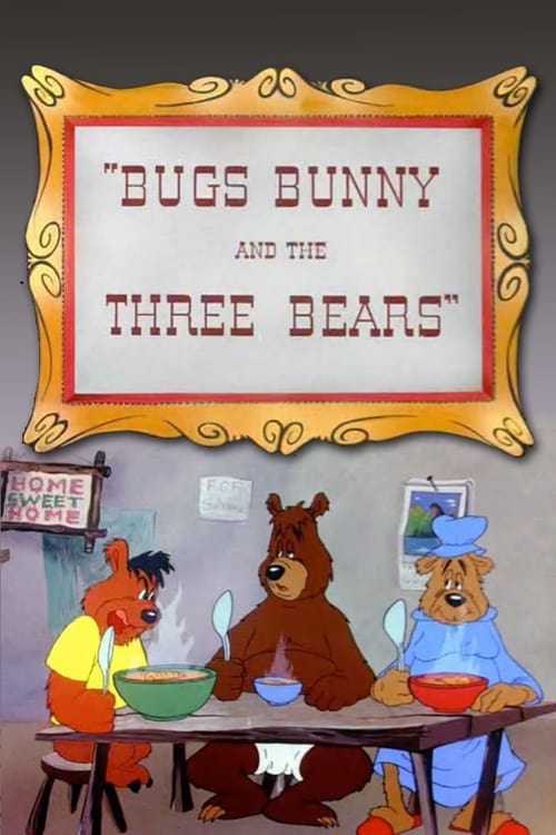 Bugs Bunny and the Three Bears (1944) Poster