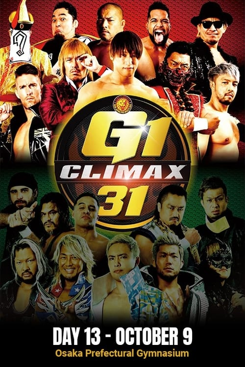 NJPW G1 Climax 31: Day 13 See page