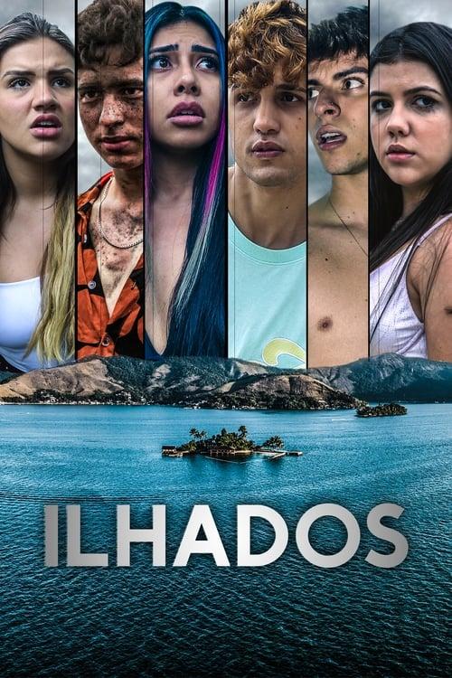 Stranded (2021) Poster