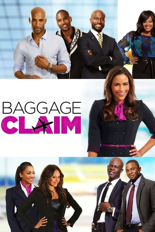 The poster of Baggage Claim