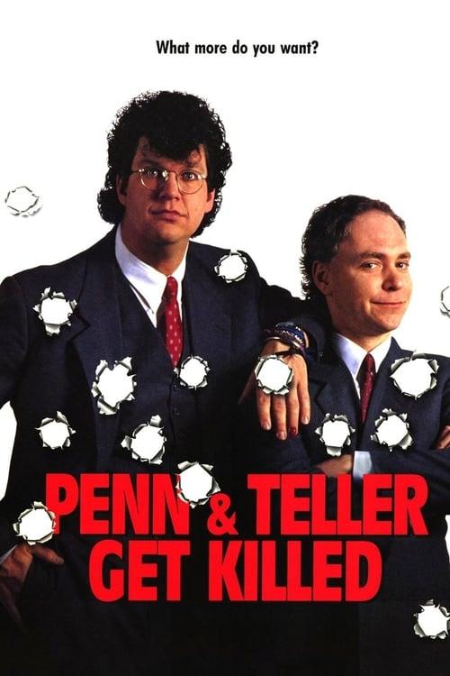 Stáhnout Film Penn & Teller Get Killed S Titulky
