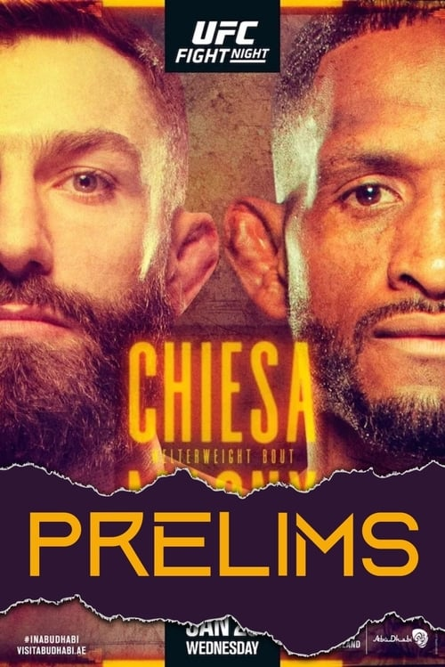 Movie UFC on ESPN 20: Chiesa vs. Magny - Prelims