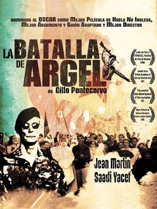 La battaglia di Algeri Peliculas gratis
