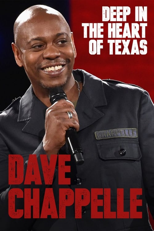 Deep in the Heart of Texas: Dave Chappelle Live at Austin City Limits Poster