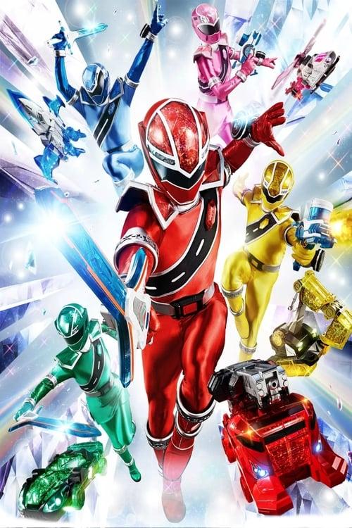 Super Sentai: Mashin Sentai Kiramager